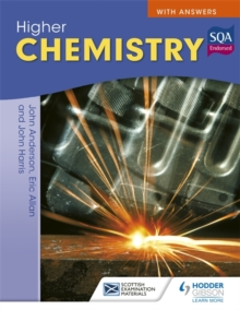 Higher Chemistry for CfE with Answers, Paperback