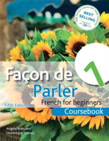 Facon De Parler 1 French for Beginners: Coursebook, Paperback
