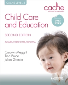 CACHE Level 3 Child Care and Education, Paperback