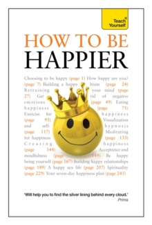How to be Happier: Teach Yourself, Paperback Book
