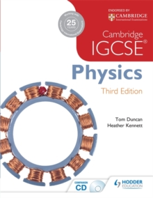 Cambridge IGCSE Physics, Mixed media product Book
