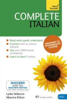 Complete Italian (Learn Italian with Teach Yourself), Paperback