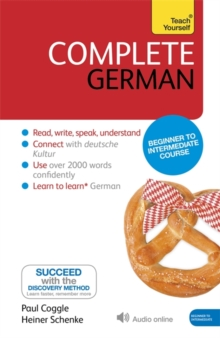 Complete German (Learn German with Teach Yourself), Paperback