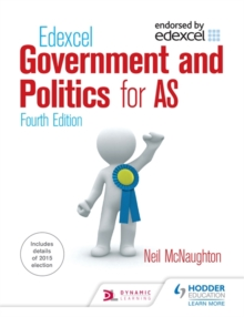 Edexcel Government and Politics for AS, Paperback