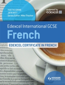 Edexcel International GCSE and Certificate French, Paperback