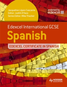 Edexcel International GCSE and Certificate Spanish, Paperback