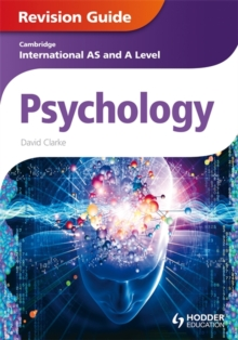 Cambridge International AS and A Level Psychology Revision Guide, Paperback Book