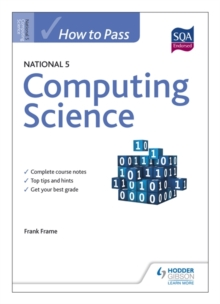 How to Pass National 5 Computing Science, Paperback Book