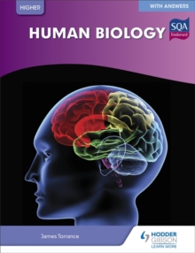 Higher Human Biology with Answers for CfE, Paperback Book