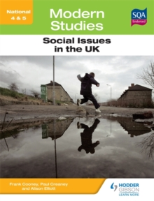 National 4 & 5 Modern Studies: Social Issues in the United Kingdom, Paperback