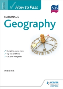 How to Pass National 5 Geography, Paperback