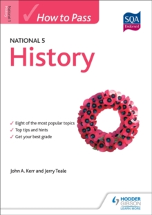 How to Pass National 5 History, Paperback