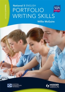 National 5 English: Portfolio Writing Skills : Scottish Examination Materials, Paperback Book