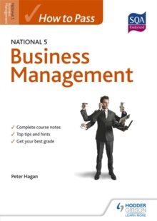 How to Pass National 5 Business Management, Paperback