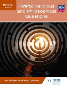 National 4 & 5 RMPS: Religious and Philosophical Questions, Paperback Book