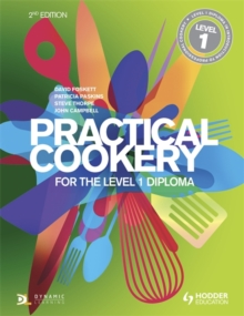 Practical Cookery for the Level 1 Diploma : Level 1 Diploma, Paperback