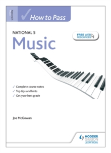 How to Pass National 5 Music, Paperback