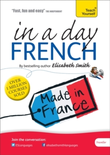 Beginner's French in a Day: Teach Yourself, CD-Audio
