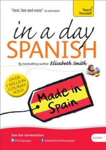 Beginner's Spanish in a Day: Teach Yourself, CD-Audio