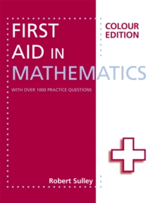 First Aid in Mathematics, Paperback