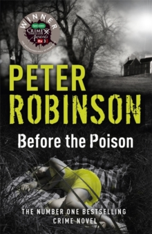 Before the Poison, Paperback Book