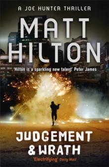 Judgement and Wrath : The Second Joe Hunter Thriller, Paperback
