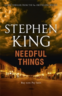 Needful Things, Paperback