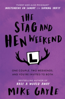 The Stag and Hen Weekend, Paperback