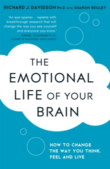The Emotional Life of Your Brain, Paperback