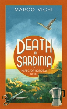 Death in Sardinia, Hardback Book