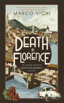 Death in Florence, Hardback Book
