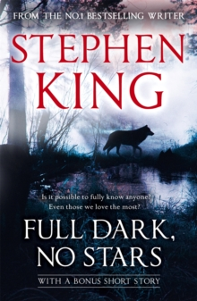 Full Dark, No Stars, Paperback Book