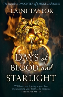 Days of Blood and Starlight, Paperback
