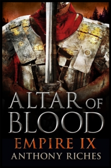 Altar of Blood, Paperback