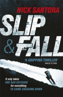 Slip and Fall, Paperback Book