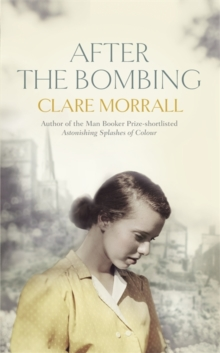 After the Bombing, Hardback Book