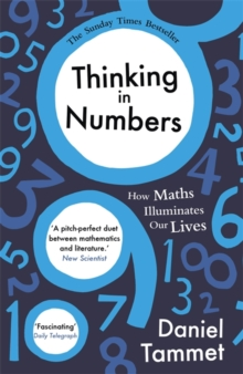 Thinking in Numbers : How Maths Illuminates Our Lives, Paperback
