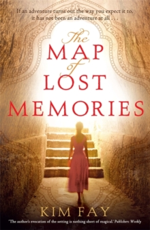 The Map of Lost Memories, Paperback