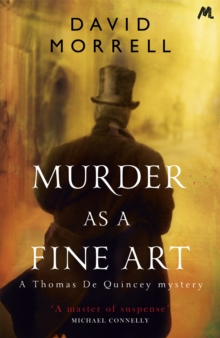 Murder as a Fine Art, Paperback Book