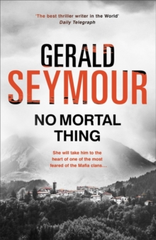 No Mortal Thing, Hardback Book