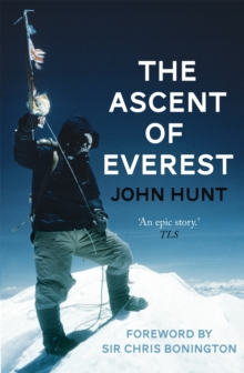 Ascent of Everest, Paperback