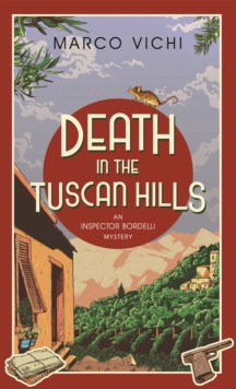 Death in the Tuscan Hills, Paperback Book