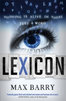 Lexicon, Hardback Book