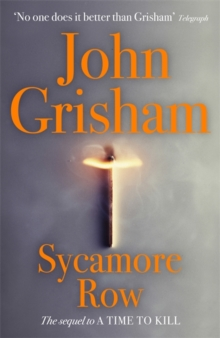 Sycamore Row, Paperback
