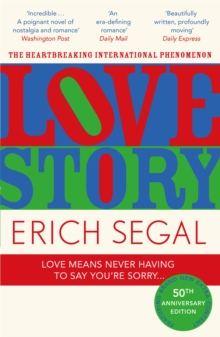 Love Story, Paperback Book