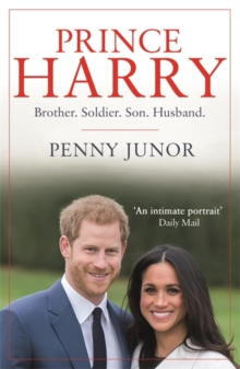 Prince Harry : Brother, Soldier, Son, Paperback