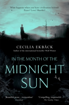 In the Month of the Midnight Sun, Paperback Book