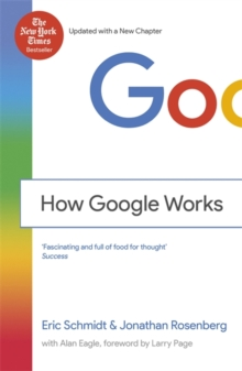 How Google Works, Paperback