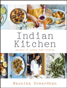Indian Kitchen : Secrets of Indian Home Cooking, Hardback Book