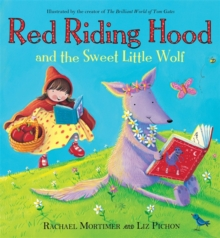 Red Riding Hood and the Sweet Little Wolf, Paperback